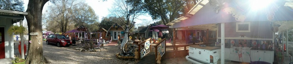 The Purple Elephant Gallery and Iron Butterfly Studio