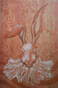 Subtlety ManHare-series by Lacey Crawford Art