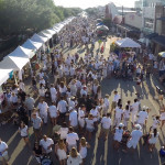 White Linen Night in the Heights by aerial photographer Erik Koflat