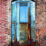 Another door, up there by Jenny Wilde