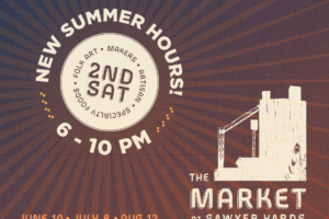 New: The Market at Sawyer Yards