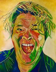 Mitch Cohen - Self Portrait