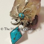 The Hanging Pendant by Michelle Hickman