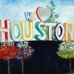 We Heart Houston by Lauren Luna