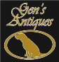 Gen's Antiques Our wonderful host and neighbor, specializing in mid century modern furniture. 7 days a week!