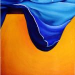 Sarong Still Life by Jennifer Lang