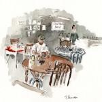 Texasbreakfast by Maria Elena Sandovici