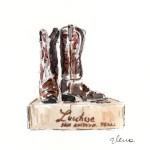 Boots by Maria Elena Sandovici