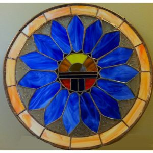 Exquisite Stained Glass Texas