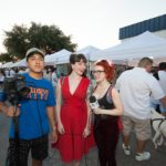 White Linen Night in the Heights 2015 by www.MonicaKressman.com