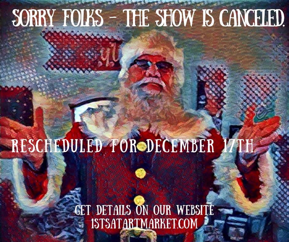 Santa Says No Show