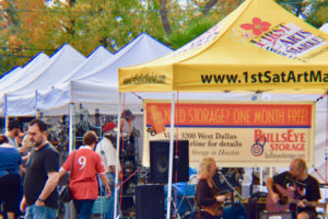 2017 is the 13th Year for First Saturday Arts Market