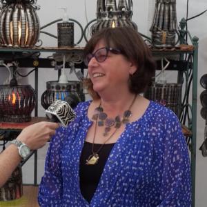 Interview: Nancy Adams of The Tin Armadillo