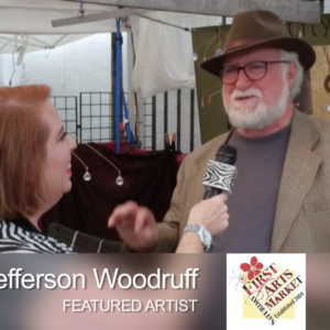 Interview: Jefferson Woodruff