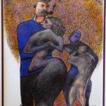 Carolyn Hodges - GUS - 10.5 x 13.5