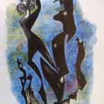 Carolyn Hodges - Irma 15 x 22 inches