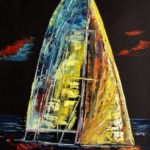 Sailing_boat by Aliona Price