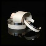 Sterling Linea Cuffs by Modern Artifacts