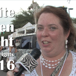White Linen Night in the Heights 2016
