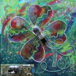 Infraredhead Art by Holli Thomas