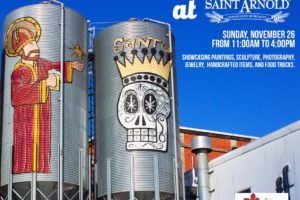 Sunday Art Market at Saint Arnold