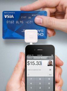 Take credit cards!